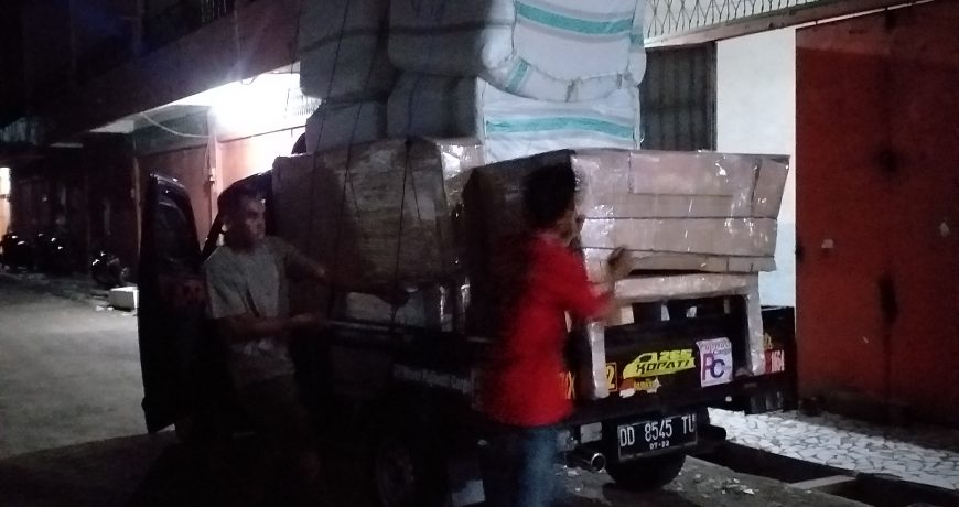 pengiriman Ekspedisi Makassar Sinjai