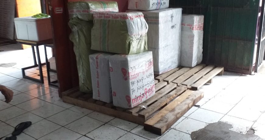 Pengiriman Ekspedisi Makassar Luwuk
