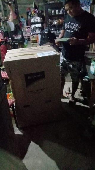 Pengiriman Mesin Cuci Makassar Polewali