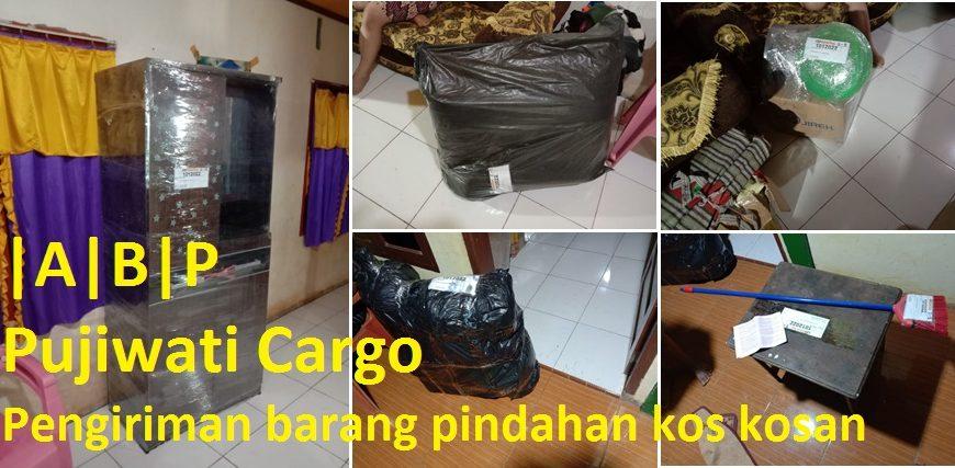 Jasa pengiriman barang pindahan